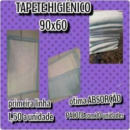 Tapete higiênico medidas 90x60