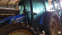 TRATOR NEW HOLLAND NEW TL 75 ANO 2014/14
