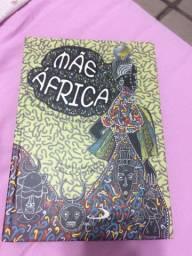 Livro Mãe  África