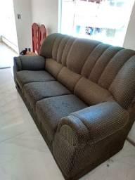 Sofá grande usado