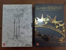 Game of Thrones - Segunda e Terceira Temporadas
