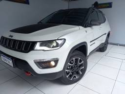 Jeep compass trailhawh Okm  ipva 2021 gratis C/ pacote tech por 195 mi
