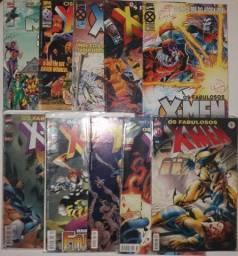 Hqs gibis revistas em quadrinhos -os fabulosos x-men