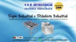 Projetos de engenharia __ Manutenção em equipamento de cozinha industrial RJ