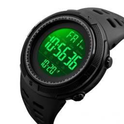 Relógio Digital Esportivo Skmei 1251 Corrida Mergulho Prova D'água Original