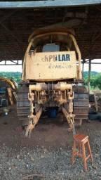 Vendo caterpillar d4e com hidraulico