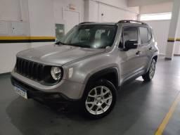 Título do anúncio: Jeep Renegade Sport Flex 1.8 Automático, único dono, 25.000km, garantia de fabrica