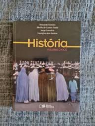 Livro História - volume único