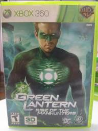 Jogo Green Lantern Original para Xbox 360