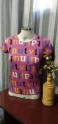 Título do anúncio: Blusa em Malha NOVA - Tam. Único