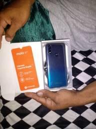 Celular Motorola Moto e6 Único Dono