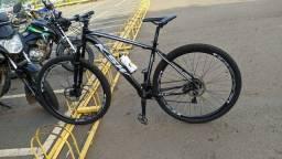 Bicicleta Aro 29 Shimano freio hidráulico