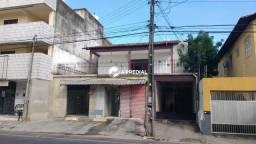 Ponto comercial + casa, em frente Lojas Alves.