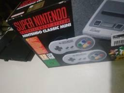 Super Nintendo mini classic e Ps2 slim