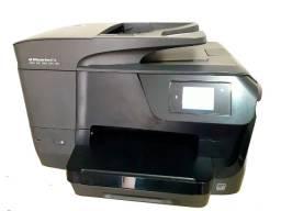 Multifuncional Hp Officejet Pro 8710 Com Cartuchos Originais