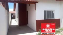 ANC Casa 02 quartos, quintal, churrasqueira, em Centro da Serra