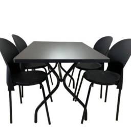 Título do anúncio: mesa e cadeiars para restaurante,cozinha industrial, franquias , pizzarias