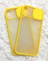 Capa Case Capinha Protege Câmera iPhone XR