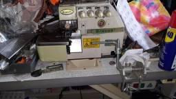 Máquina Interlock Industrial