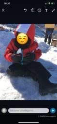 Roupas neve infantil