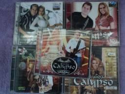 5 CDS de Calypso por 30 reais!!!!!