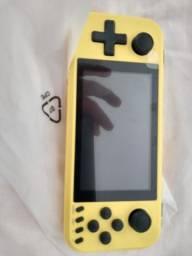 mini game portatil nitendo processador de alta velocidade novos.