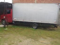 Vendo caminhão Mercedes 710 Plus 95.000