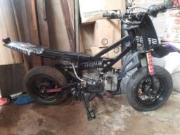 Vendo Mini moto 50cc Agrale
