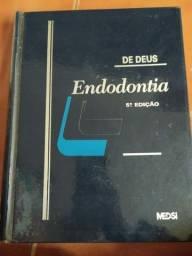 Livro odontológico Endodontia
