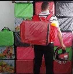 Mochila bag motoboy entregador