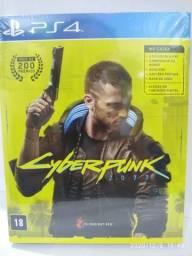 Jogo Cyberpunk 2077 Xbox one/ PS4 Lacrado