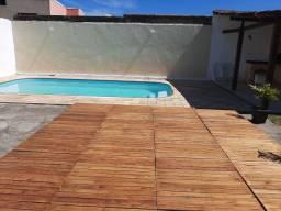 Casa Temporadal em Araruama, 03 quartos e piscina