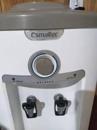 Título do anúncio: Bebedouro de água natural e gelada  marcar  Esmaltec  valor 350
