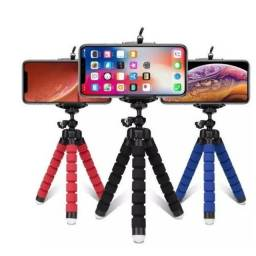 Mini Suporte Tripé de mesa para celular