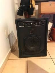 caixa amplificadora Multi Uso microfone,teclado,guitarra,viiolão