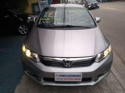 Honda Civic LXR automático * Único Dono, Impecável