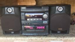 Aparelho de som Aiwa NSX-V500