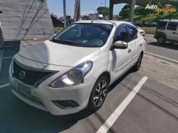 Nissan Versa 1.6 SL Cvt 2017 Flex/GNV