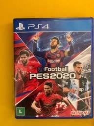 Jogo PS4 - PES2020