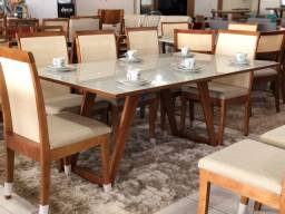 Título do anúncio: Mesa linda nova e resistente sua casa mais linda
