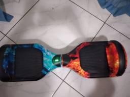 Hoverboard 6,5 Fogo e Gelo Marca Hoverboardx