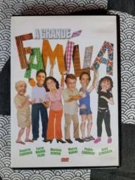 DVD Original - A Grande Família - Faço ML.