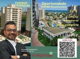 Título do anúncio: Parque Tropical | Patamares | 3 suítes | Melhor empreendimento | 2 Vagas | Oportunidade