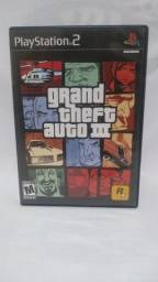 GTA 3 para PS2 original