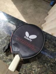 Raquete Butterfly Profissional de Tênis de Mesa Ping Pong tbc202.