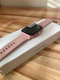 Relógio Smartwatch COLMI P8 SE Original Lançamento 2021 A prova D?Água IP67