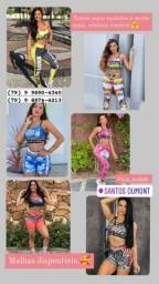 Título do anúncio: Moda fitness