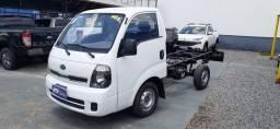 Kia motors bongo k2500 2.5 tb diesel 2018/2019 pra vender rapido