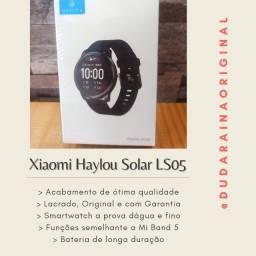 Smartwatch Relógio Inteligente Xiaomi Haylou LS05 - Pronta Entrega