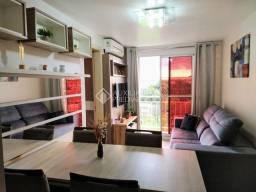 Apartamento à venda com 3 dormitórios em Santos dumont, São leopoldo cod:337905